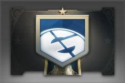 Cosmetic icon Team Pennant Evil Geniuses.png