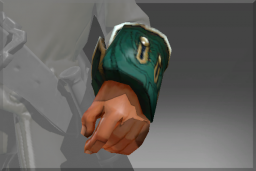 Cosmetic icon Green Sleeves of the Voyager.png