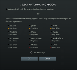 How to remove low priority matchmaking pool