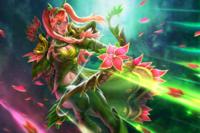Загрузочный экран: Flowersong Tempest