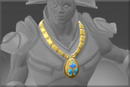 Cosmetic icon Scarab Pendant of the Priest Kings.png