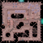 Minimap Aghanim's Labyrinth Corridors of Chaos.png