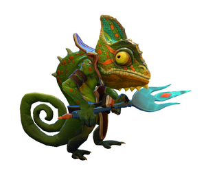 Reptilian Refuge Ranged Creep Radiant model.png