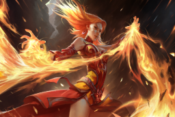 Cosmetic icon Fiery Slayer Loading Screen.png
