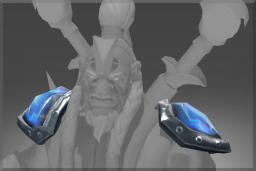 Cosmetic icon Shoulders of the Static Lord.png
