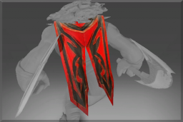 Cosmetic icon Tribal Terror Cape.png