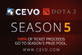 CEVO Season 5 Ticket