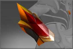Cosmetic icon Crimson Wyvern Bracers.png