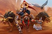 Загрузочный экран: Marauder of the Chaos Wastes