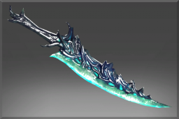 Cosmetic icon Twisted Ghostblade of the Frozen Apostle.png