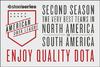 Ingresso: American Dota League — 2ª Temporada