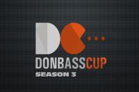 Загрузочный экран: Donbass Cup Season 3