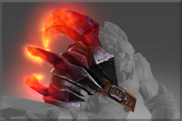 Cosmetic icon Molten Claw.png
