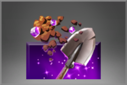 Cosmetic icon Trusty Shovel Consumable Charges.png