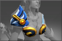 Cosmetic icon Fluted Guard of the Moon Rider.png