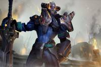 Загрузочный экран: Forge of Iron Will