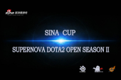 Sina Cup Supernova Dota 2 Open Season 2