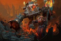 Cosmetic icon The Wailing Inferno Loading Screen.png