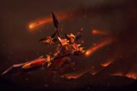 Загрузочный экран: Arms of the Onyx Crucible