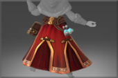 Robe of Smoldering Journey