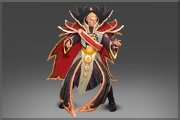 Cosmetic icon The Fires of Exort Set.png