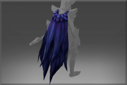 Cosmetic icon Cape of the Black Wind Raven.png
