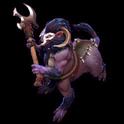 Ancient Prowler Shaman model.png