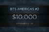 BTS Americas 2 (Ticket)