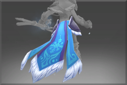 Cosmetic icon Tails of the Tundra Warden.png
