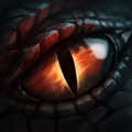 Knight of the Burning Scale Elder Dragon Form icon.png