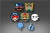 Pacote de Emoticons do International 2016 II