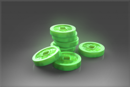 Cosmetic icon Handful of Jade Tokens.png