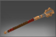Red Dragon Mace