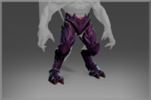 Legs of Darkheart Pursuit