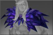 Shoulders of the Black Wind Raven