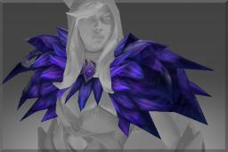 Cosmetic icon Shoulders of the Black Wind Raven.png