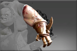Cosmetic icon Compendium Eviscerating Claw of the Trapper.png