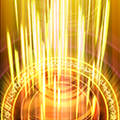 Golden Wyrmwrought Flare Light Strike Array icon.png