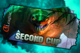 Cosmetic icon CI Cyber League Second Cup.png