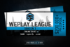 WePlay League Season 3 (Ticket)
