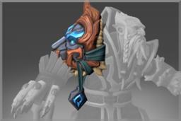 Cosmetic icon Shoulder of the War-Burrow Ravager.png
