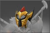 Arms of the Onyx Crucible Helmet