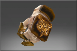 Cosmetic icon Bobusang's Fist of the Predator Owl.png