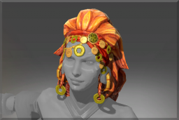 Cosmetic icon Blessings of the Solar Divine.png