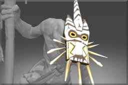 Cosmetic icon Tribal Totem Mask.png