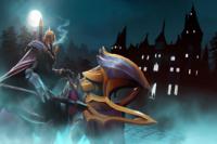 Загрузочный экран: Compendium Rider of Avarice