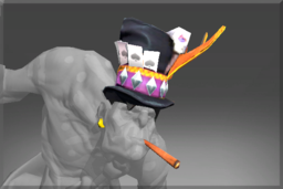 Cosmetic icon Hat of the Devilish Conjurer.png