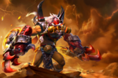 Loading Screen of the Bloodforge