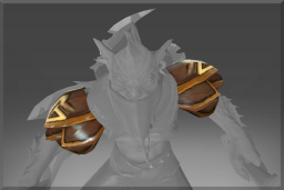 Cosmetic icon Pangolin Shoulder Armor.png