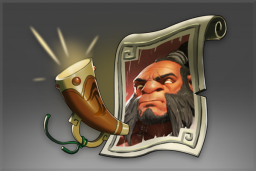 Cosmetic icon Announcer Axe.png